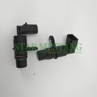 Construction Machinery Diesel Engine Spare Parts Excavator Camshaft Sensor PC200-8