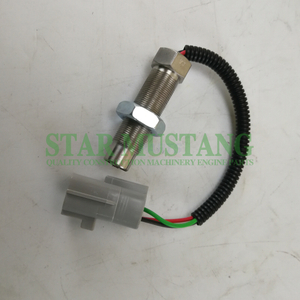 Construction Machinery Diesel Engine Spare Parts Excavator Revolution Sensor SK200-8