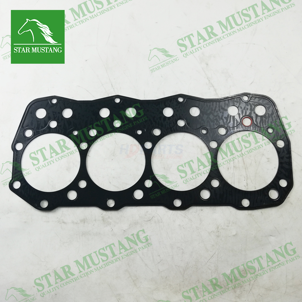 CA4DF3-14E3 Cylinder Head Gasket Machinery Excavator Engine Repair Parts