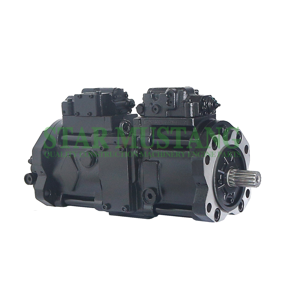 Excavatoer Hydraulic Parts Hydraulic Pump Z3V112DTP Hydraulic Pump Assy For Construction Machinery Hydraulic Main Pump