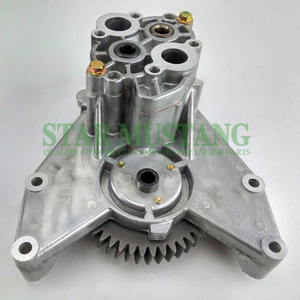Construction Machinery Excavator D12D Oil Pump Engine Repair Parts 20709848