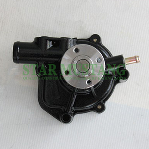 Construction Machinery Excavator 4D84E Water Pump Engine Repair Parts