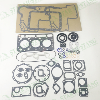 Construction Machinery Excavator D650 Full Gasket Kit Diesel Engine Overhaul Repair Parts