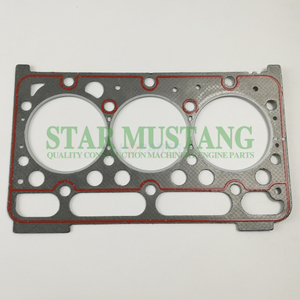 Construction Machinery Excavator D1703 Cylinder Head Gasket Engine Repair Parts