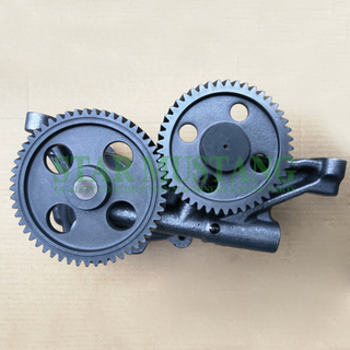 Construction Machinery Engine Parts Oil Pump 6D24 6D24T SK450-6 ME359718 ME150601 Original
