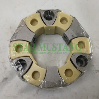 Excavator Parts Rubber Coupling Assy 25H For Construction Machinery