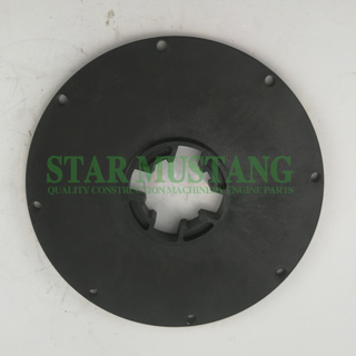 Excavator Parts Flange Coupling SK60-7 314.25 4T 8holes For Construction Machinery
