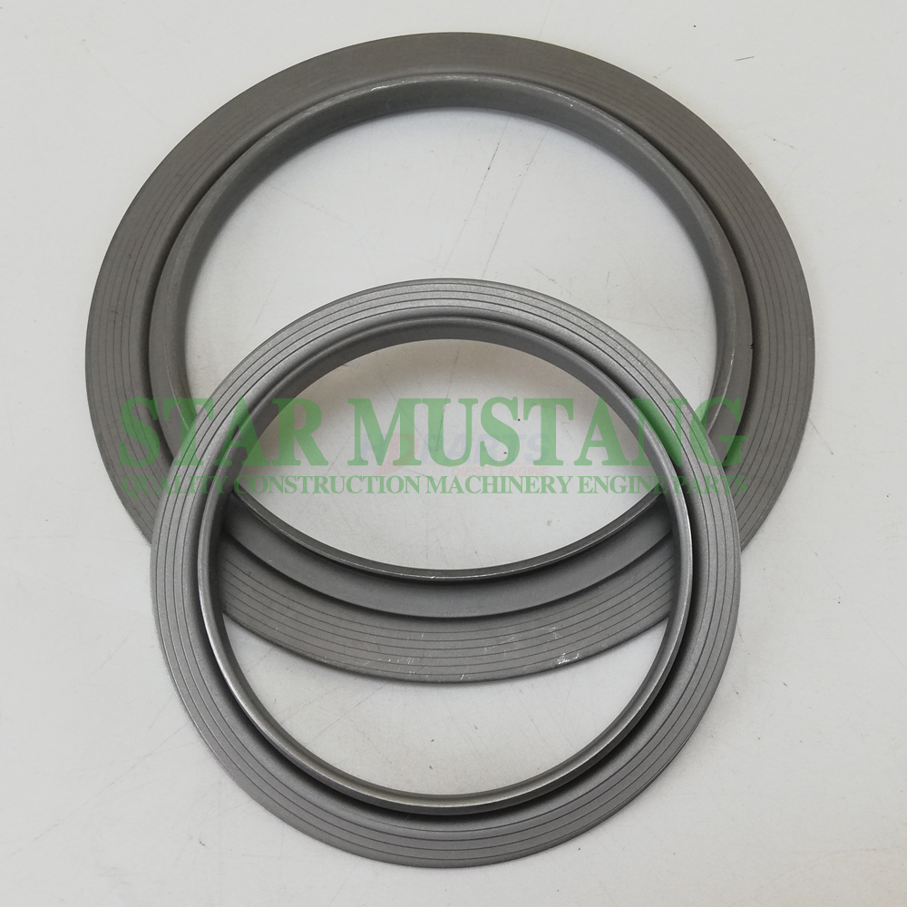 Construction Machinery Excavator Spare Parts Slinger Oil Seal Kit 6D14T