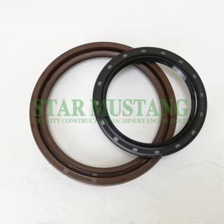 Construction Machinery Excavator Engine Spare Parts Crankshaft Oil Seal Kit 6D20