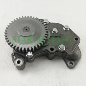 Construction Machinery Excavator 6D108 PC300-5 Oil Pump Engine Repair Parts 6221-51-1101