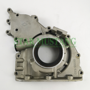 Construction Machinery Excavator D7D Oil Pump 3 Teeth Engine Repair Parts BF4M1013 1011015-30D