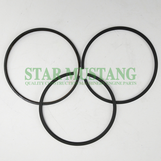 Construction Machinery Excavator D4D Piston Ring Sets Engine Repair Parts