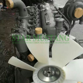 Construction Machinery Excavator 6BG1 Diesel Engine Assembly Repair Parts