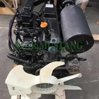 Construction Machinery Excavator 4TNV106T Diesel Engine Assembly Repair Parts