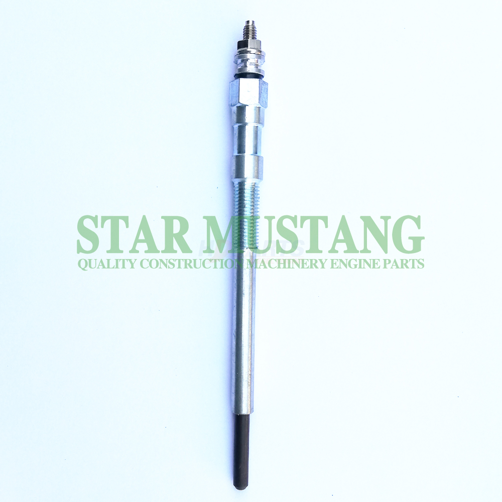 Construction Machinery Excavator V2607 Glow Plug 7.8mm Long Engine Repair Parts