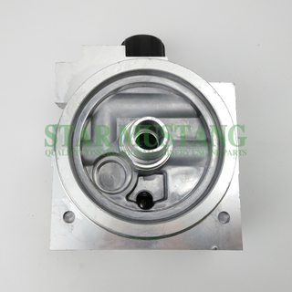 EC210 EC290 Fuel Filter Housing For Construction Machinery Excacator