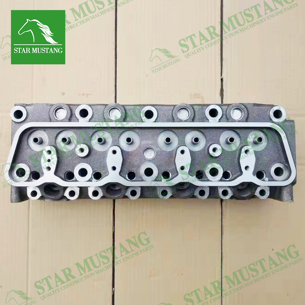 Construction Machinery Excavator SD23 Cylinder Head Engine Repair Parts