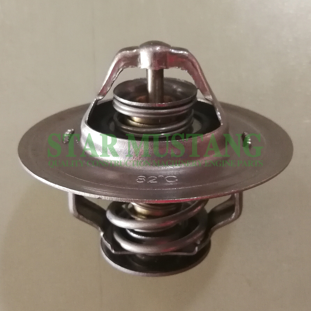 Construction Machinery Excavator 6D102 Common Model Thermostat Engine Repair Parts