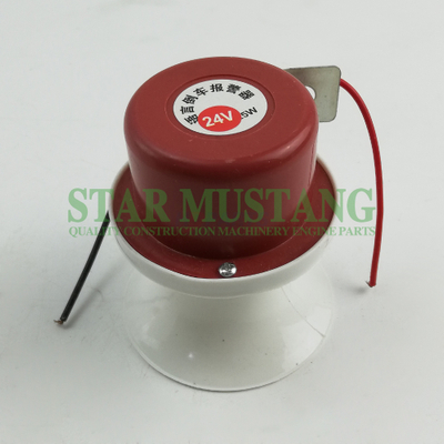 Construction Machinery Excavator HD-Y2273 Voice Reversing Horn 24V Electronic Repair Parts
