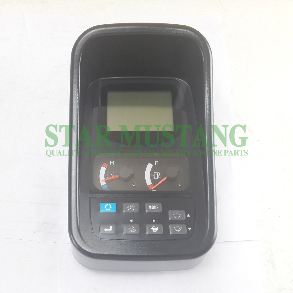 Construction Machinery Excavator SK250-8 Monitor Electronic Repair Parts