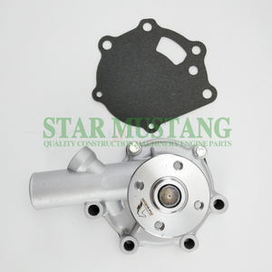 Construction Machinery Excavator S4L Water Pump Height 113mm Engine Repair Parts