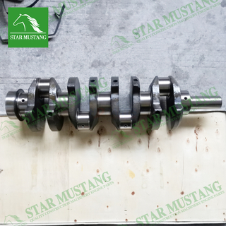 Construction Machinery Excavator YC4D130-33 Crankshaft Engine Repair Parts Original
