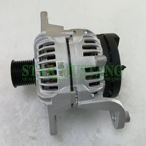 Construction Machinery Diesel Engine Spare Parts Excavator Alternator D6D 24V 80A