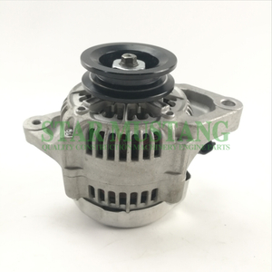 Construction Machinery Diesel Engine Spare Parts Excavator Alternator 4TNV88 12V 45A 119626-77210