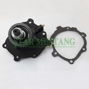 Construction Machinery Excavator W04D Water Pump Engine Repair Parts