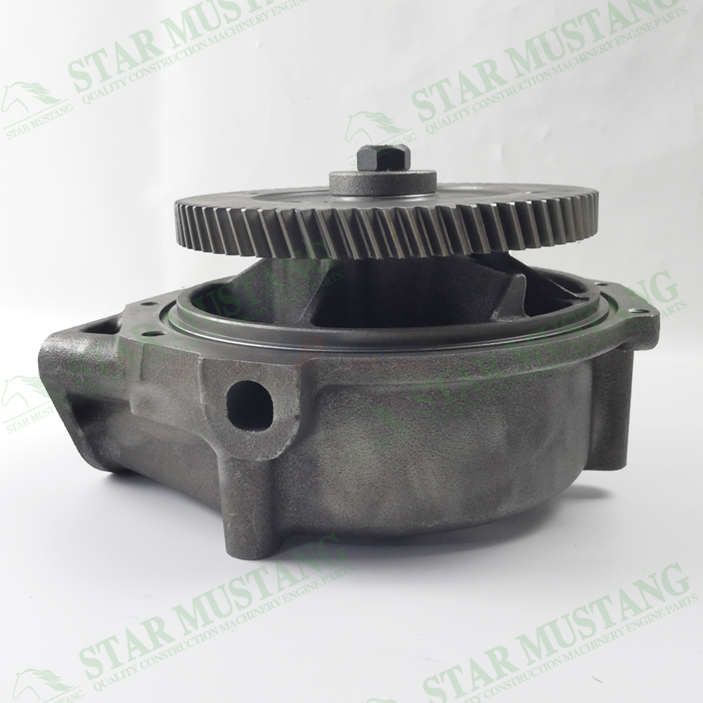 Construction Machinery Excavator 3406 Water Pump Engine Repair Parts