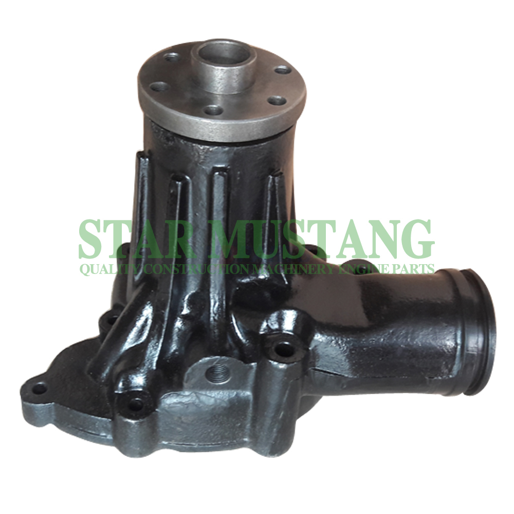 Construction Machinery Excavator 6SD1 Water Pump Engine Repair Parts