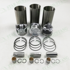 D1105 Engine Piston Liner Kit Overhaul Repair Engine Spare Parts