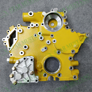 Construction Machinery Excavator D06F Oil Pump Engine Repair Parts