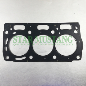 Construction Machinery Excavator U3760054X Cylinder Head Gasket Engine Repair Parts 3681E049