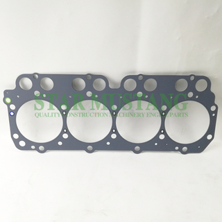 Construction Machinery Excavator N04CT Cylinder Head Gasket Engine Repair Parts