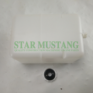 Construction Machinery Parts Coolant Expansion Tank DX420LCA K1003354A
