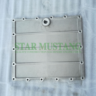 Construction Machinery Parts Cover Plate K19