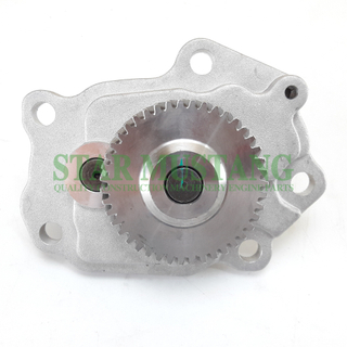 Construction Machinery Engine Parts Oil Pump BD30 15010-46G04 15010-46G05 15010-46G06