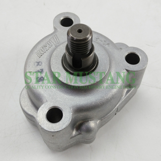 Machinery Engine Spare Parts Oil Pump D722 WG750 B7400 16851-35012 Original