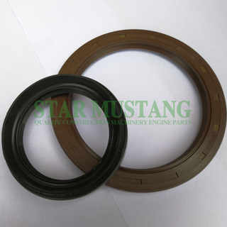 Construction Machinery Excavator Engine Spare Parts Crankshaft Oil Seal Kit 4TNE106