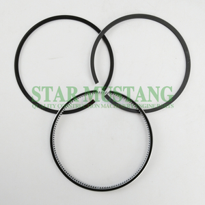 Construction Machinery Excavator W04D Piston Ring Sets Engine Repair Parts 13011-3950
