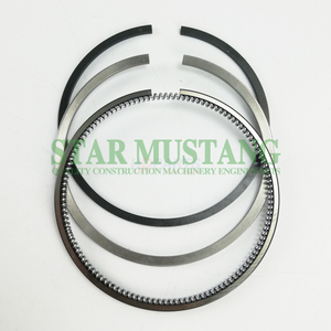 Construction Machinery Excavator S4Q2 Piston Ring Sets Engine Repair Parts