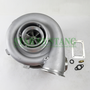 Construction Machinery Excavator 14L Turbo Charger Engine Repair Parts GT4502V 23534361