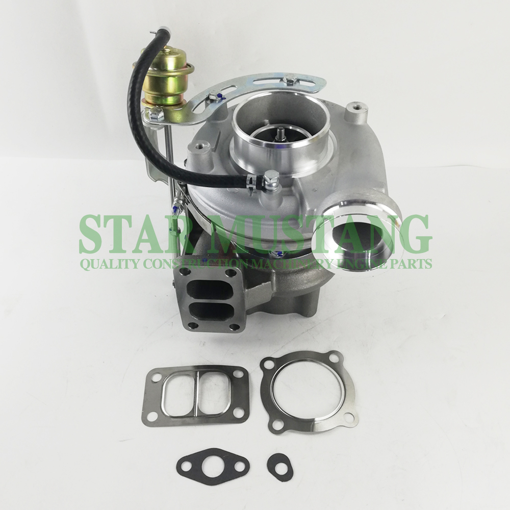Construction Machinery Excavator EC210B S200G Turbo Charger Engine Repair Parts 12709880018