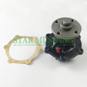Construction Machinery Excavator 2J Water Pump Head 6 Holes Engine Repair Parts