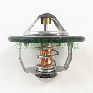 Construction Machinery Excavator DB58 Thermostat Engine Repair Parts 65.06402-5004