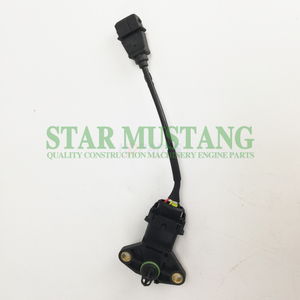 Construction Machinery Excavator EC210 Oil Pressure Sensor Engine Repair Parts 20450693