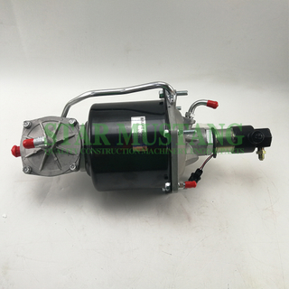 10PD1 Vacuum Clutch Booster For Construction Machinery Excavator 44640-2200