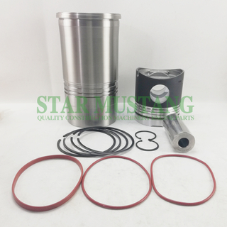 Piston Liner Kit F818M35-3 Repair Overhaul Construction Machinery Excavator Engine Parts