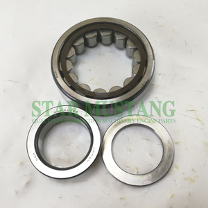 NUP310 NSK Bearing For Construction Machinery Excavator Intermediate Fiber